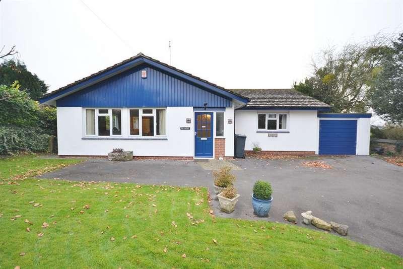 2 Bedrooms Detached Bungalow for sale in Churchend, Slimbridge, Gloucester, GL2 7BL