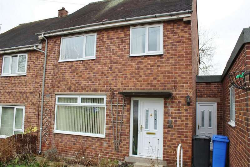 3 Bedrooms Semi Detached House for sale in Primrose Drive, Ecclesfield, SHEFFIELD, South Yorkshire