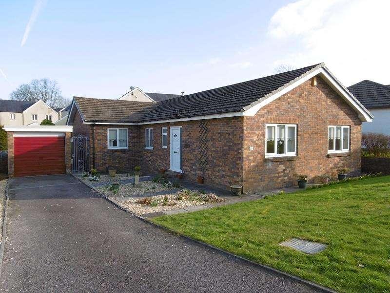 4 Bedrooms Detached Bungalow for sale in 35 Lon Rhys, Llandeilo, Carmarthenshire.