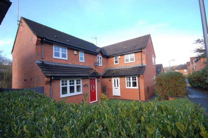 3 Bedrooms Semi Detached House for sale in Anchor Close, St. George, Bristol, BS5 8DF