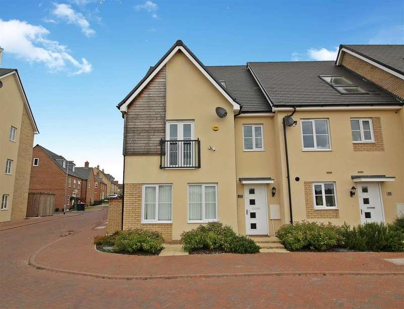 5 Bedrooms End Of Terrace House for sale in Osprey Drive, Leighton Buzzard