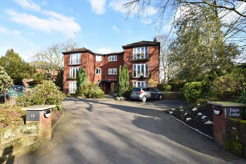 2 Bedrooms Apartment Flat for sale in Harrop Road, Hale