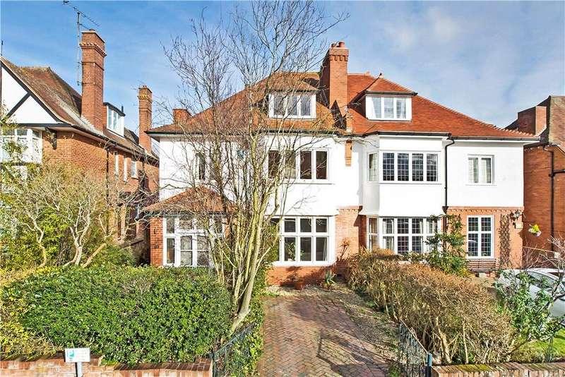 6 Bedrooms Semi Detached House for sale in West Avenue, Exeter, Devon, EX4