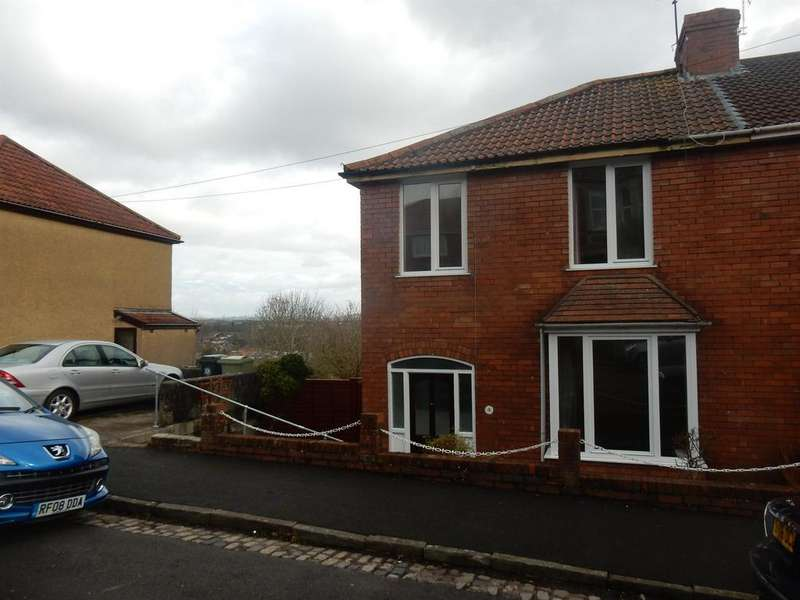 3 Bedrooms Semi Detached House for sale in Queens Road , Knowle, Bristol, BS4 2LT