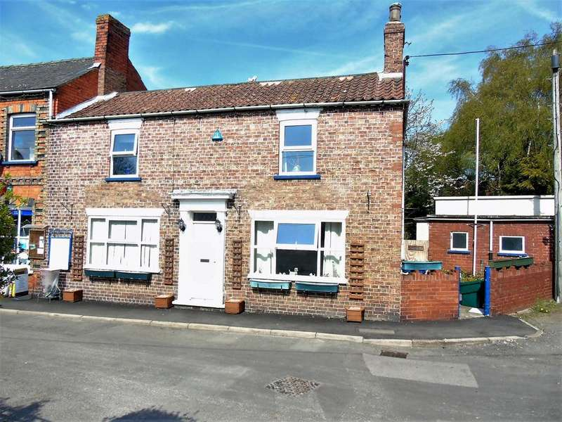 4 Bedrooms Semi Detached House for sale in Silver Street, Waddingham, Gainsborough,