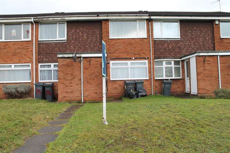 2 Bedrooms Maisonette Flat for sale in North Park Road, Erdington, Birmingham, B23 7YU