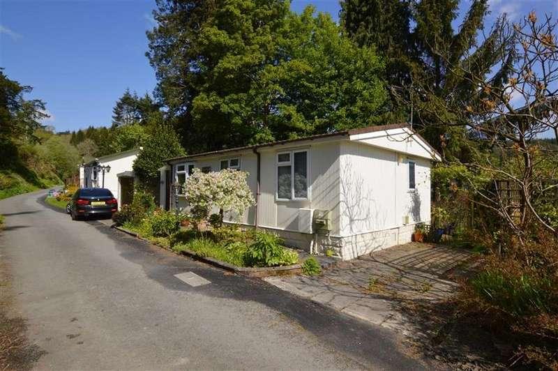 2 Bedrooms Park Home Mobile Home for sale in Runnymede, Woodlands Way, Norton Manor Estate, Presteigne, LD8