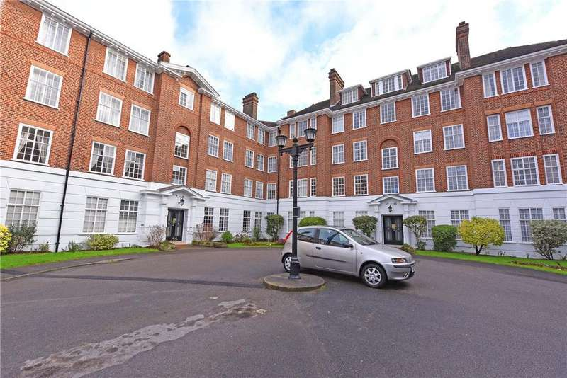 2 Bedrooms Flat for sale in Albemarle, Wimbledon Park Side, London, SW19
