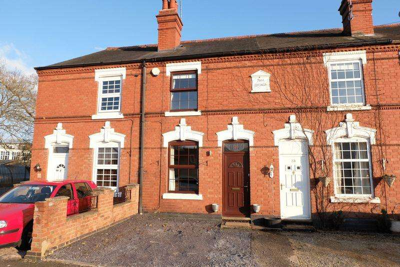 3 Bedrooms Terraced House for sale in Lorne Street, Stourport-On-Severn DY13 8JF