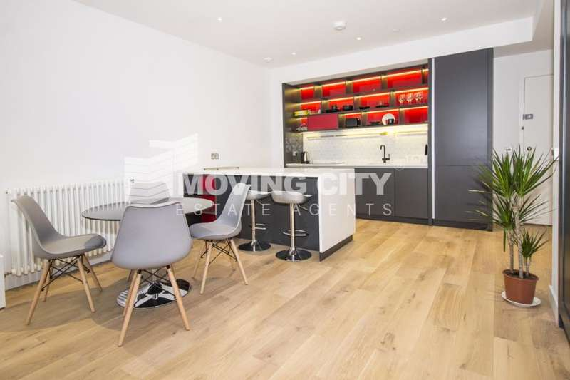 2 Bedrooms Flat for sale in Kent House, City Island, E14