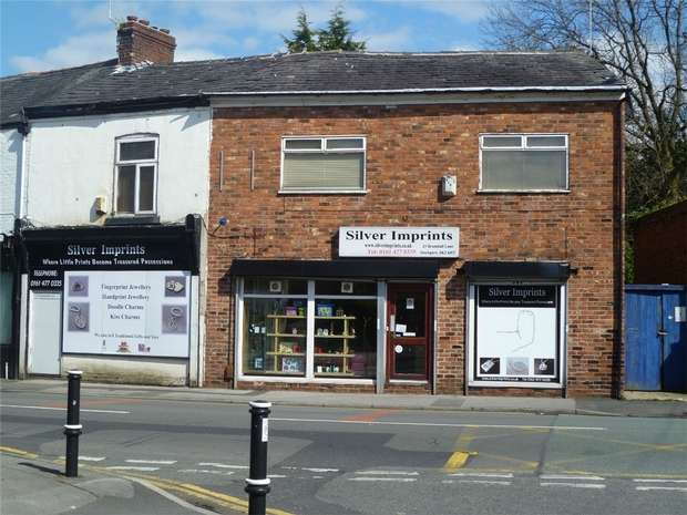 Commercial Property for sale in Bramhall Lane, Davenport, Stockport