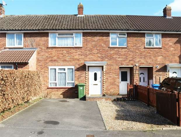 3 Bedrooms Terraced House for sale in Longmoors, Bracknell, Berkshire