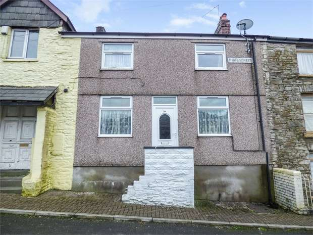 3 Bedrooms Terraced House for sale in High Street, Gilfach Goch, Porth, Mid Glamorgan