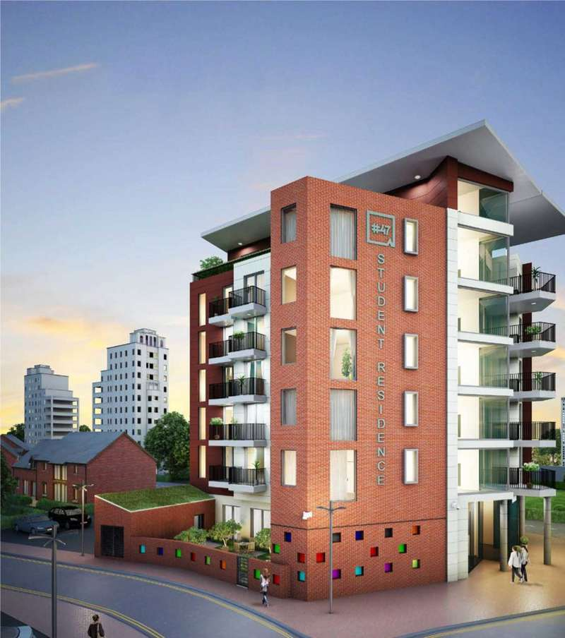 2 Bedrooms Flat for sale in Clarence Street, Leicester
