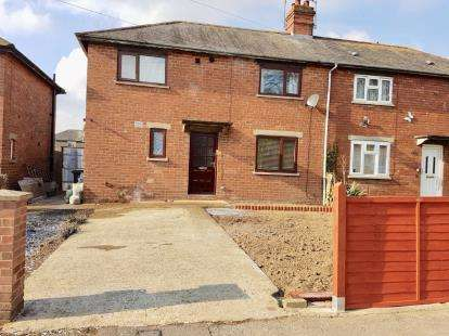 3 Bedrooms Semi Detached House for sale in Howard Road, Banbury, Oxon, England