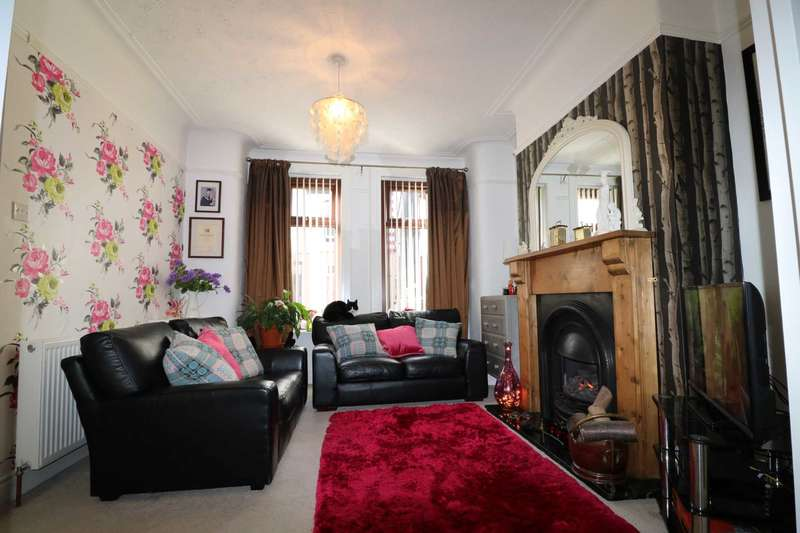 2 Bedrooms House for sale in Sunbeam Road, Liverpool