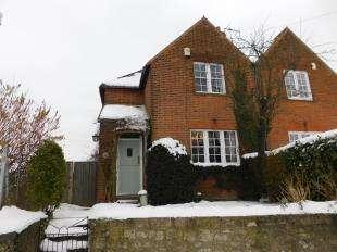 2 Bedrooms Semi Detached House for sale in Weavering Street, Weavering, Maidstone, Kent