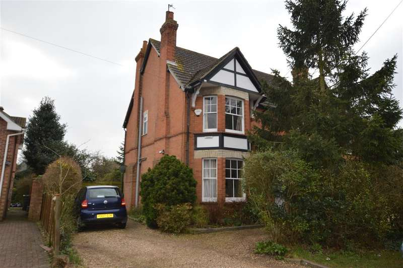 3 Bedrooms Semi Detached House for sale in School Lane, Burghfield Common, Reading, RG7