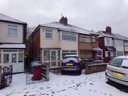 3 Bedrooms Terraced House for sale in Malvern Avenue, Liverpool, Merseyside, England, L14