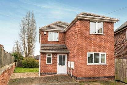 3 Bedrooms Detached House for sale in Arnold Road, Nottingham, Nottinghamshire