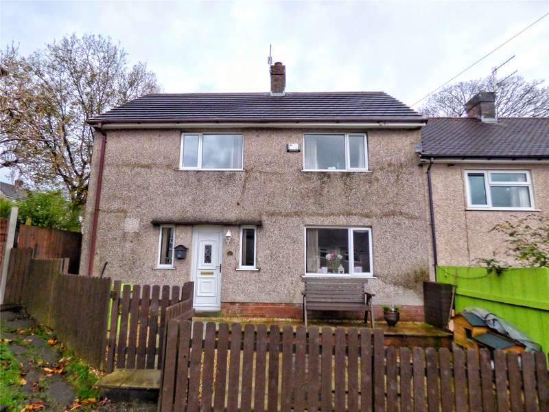 3 Bedrooms Semi Detached House for sale in Coronation Grove, Newchurch, Rossendale, Lancashire, BB4