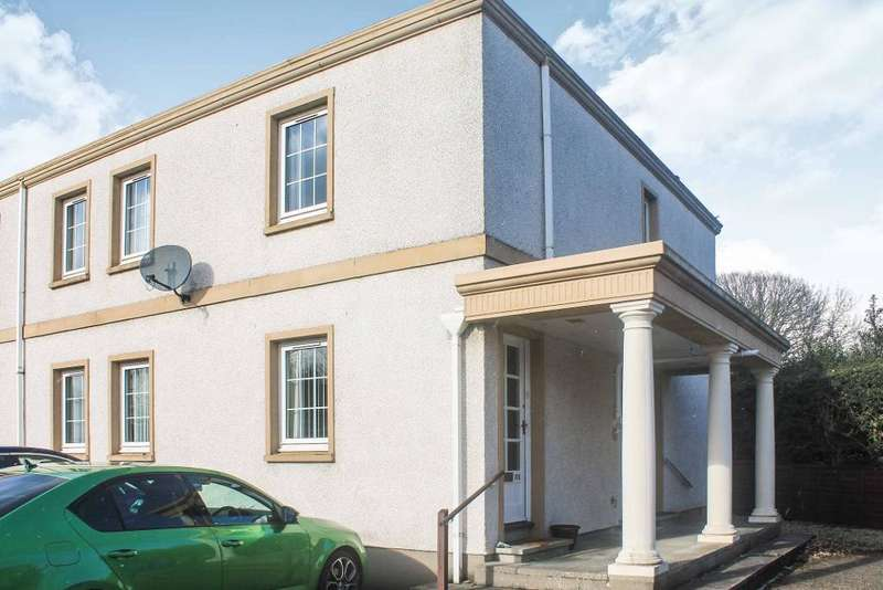 2 Bedrooms Flat for sale in Kingmills Road, Inverness, IV2 3PE