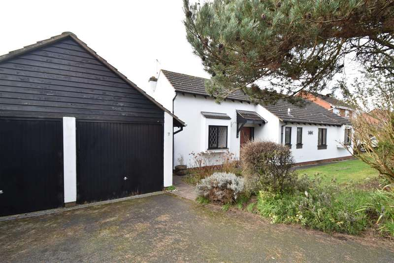 3 Bedrooms Detached Bungalow for sale in Charlecot Road, Droitwich