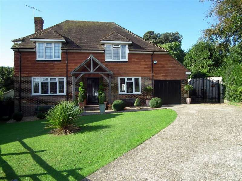 3 Bedrooms Detached House for sale in Blatchington Close, Seaford, East Sussex