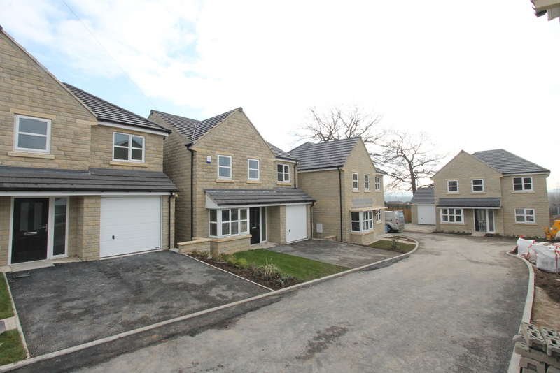 4 Bedrooms Detached House for sale in Plot 5, Mount Pleasant Close, Bolton-upon-dearne, S63 8JP