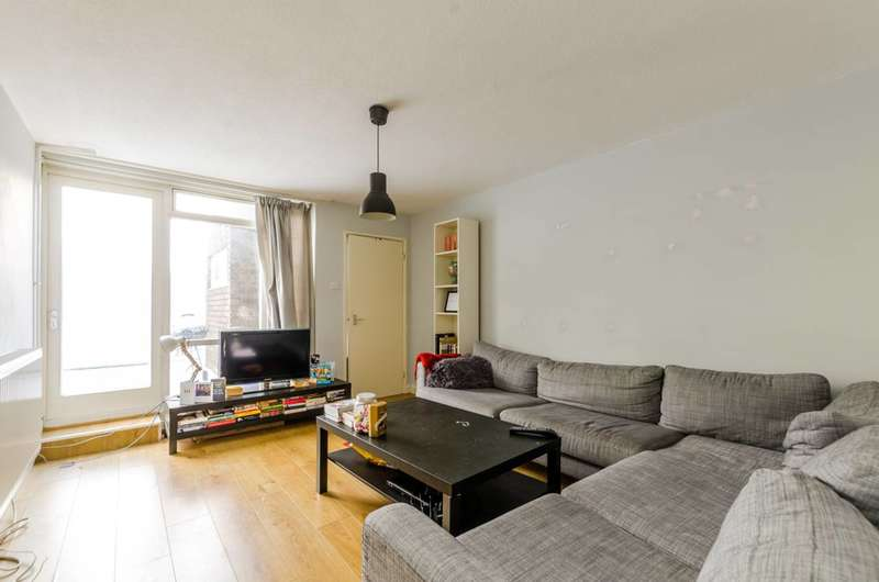 2 Bedrooms Flat for sale in Clarewood Walk, Brixton, SW9