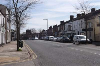 1 Bedroom Flat for rent in High Street, Newton Le Willows Wa12