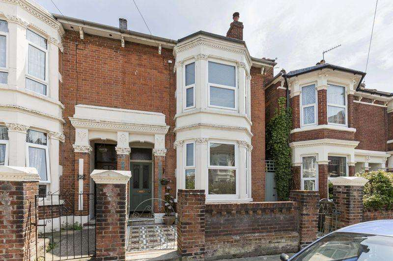 4 Bedrooms Semi Detached House for sale in Albert Grove, Southsea