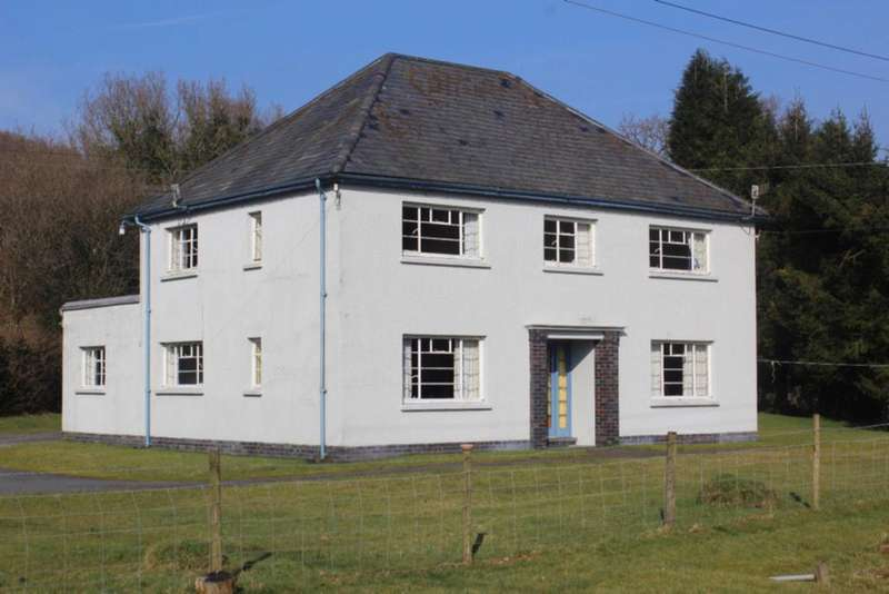 5 Bedrooms Detached House for rent in Aberangell, Machynlleth SY20