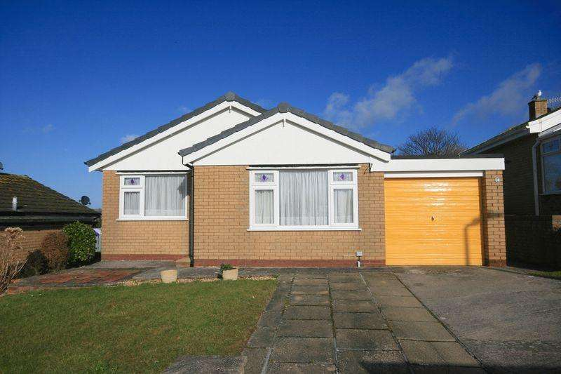 2 Bedrooms Detached Bungalow for sale in Bryn Eithin, Conwy