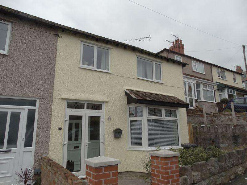 3 Bedrooms Semi Detached House for sale in Sandhills Road, Colwyn Bay