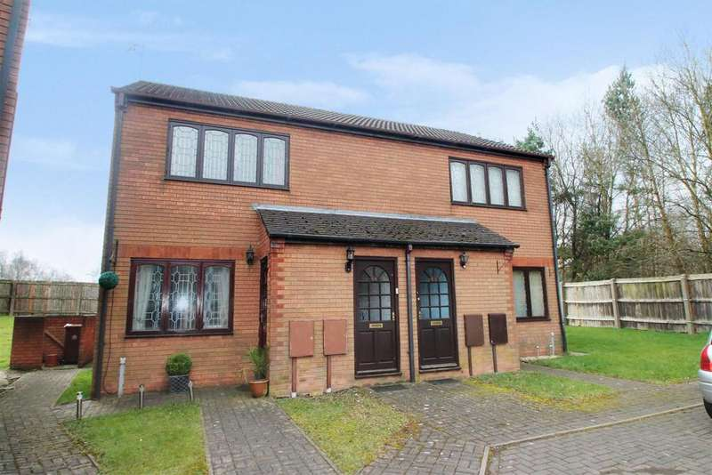 1 Bedroom Apartment Flat for sale in Greenslade Grove, Hednesford, Cannock