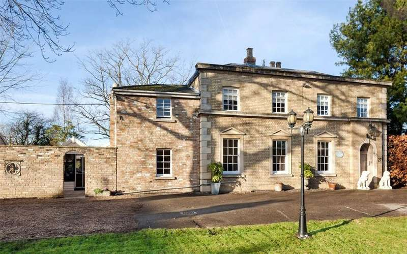 5 Bedrooms Detached House for sale in St. Peters Road, Huntingdon, Cambridgeshire, PE29