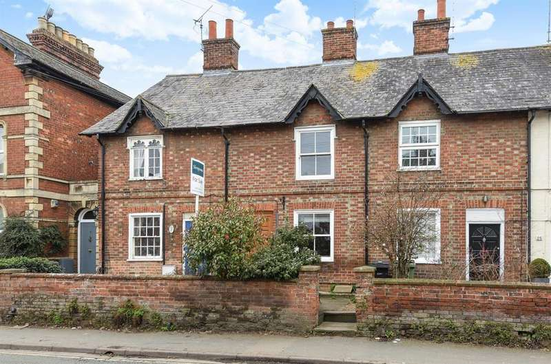 2 Bedrooms Terraced House for sale in Spring Road, Abingdon