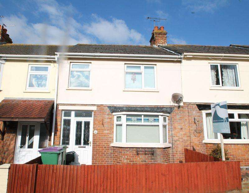 3 Bedrooms Terraced House for sale in Bolton Road, Folkestone