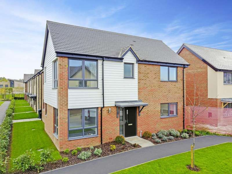 4 Bedrooms Detached House for sale in Chigwell Grove, Luxborough Lane, Chigwell, Essex IG7