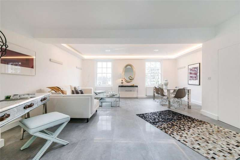 3 Bedrooms Flat for sale in Gloucester Gardens, Bayswater Road, London