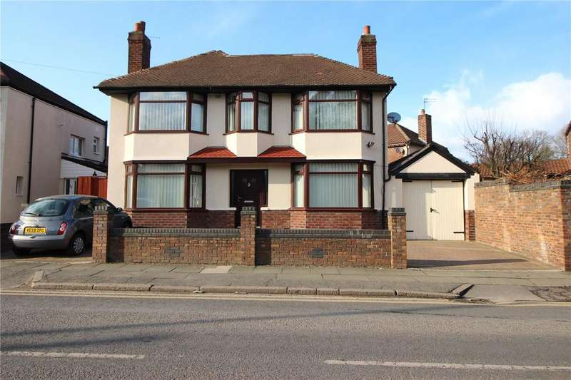 3 Bedrooms Detached House for sale in Honeys Green Lane, Liverpool, Merseyside, L12