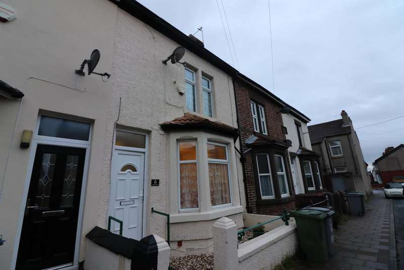 4 Bedrooms Terraced House for rent in Agnes Grove, Wallasey, CH44 1DH