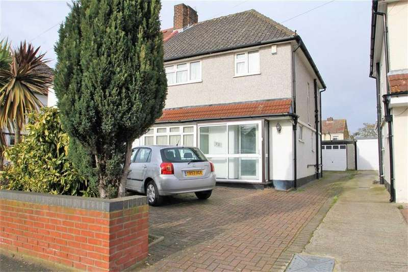 3 Bedrooms Semi Detached House for sale in Oldfield Road, Bexleyheath