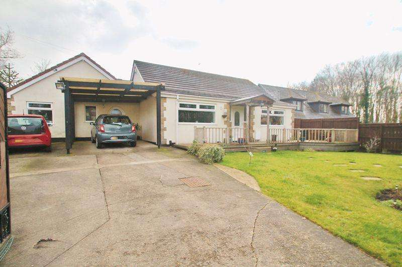 5 Bedrooms Detached Bungalow for sale in Church Lane, Ormesby