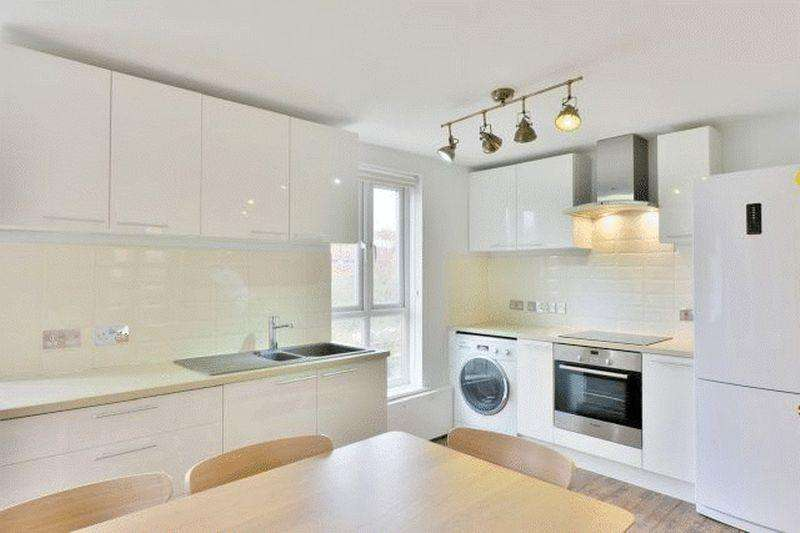 2 Bedrooms Apartment Flat for sale in Ascalon Street, SW8