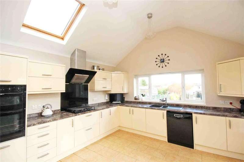 5 Bedrooms Semi Detached House for sale in Brocket Road, Welwyn Garden City, Hertfordshire