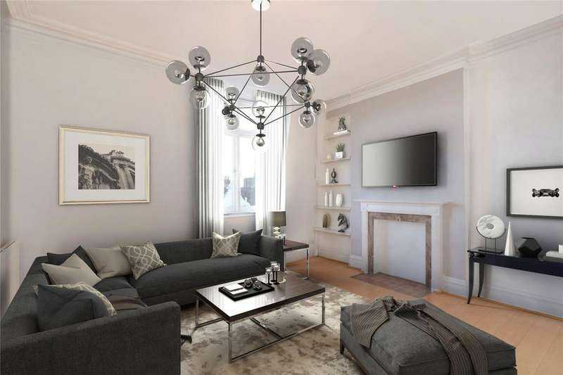 3 Bedrooms Flat for sale in Lauderdale Mansions, Lauderdale Road, London