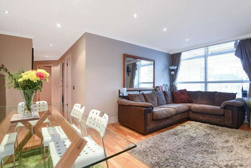 3 Bedrooms Flat for sale in Sweden Gate, Surrey Quays