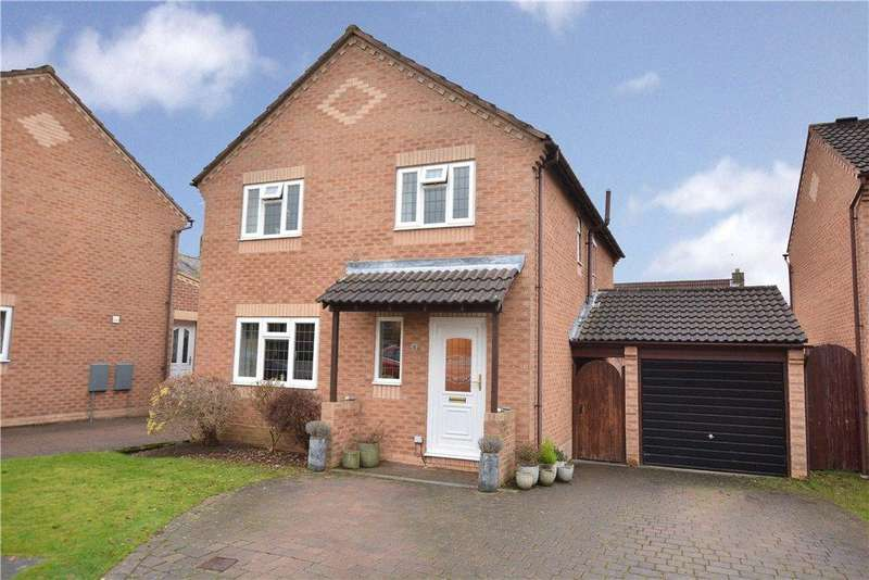4 Bedrooms Detached House for sale in Glebe Field Close, Wetherby, West Yorkshire